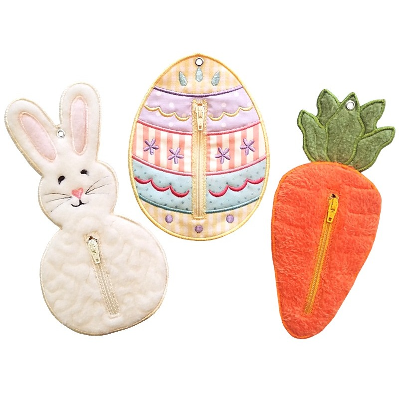Easter Coin Purses