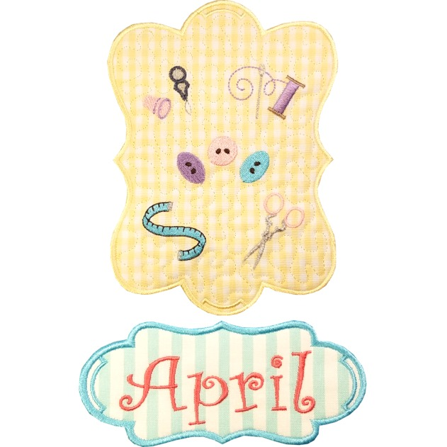 Sew Seasonal - April