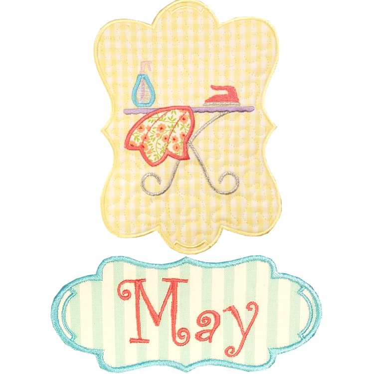Sew Seasonal - May
