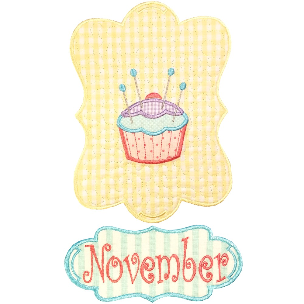 Sew Seasonal - November